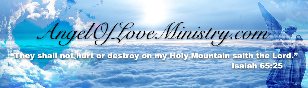 Welcome to AngelOfLoveMinistry.com